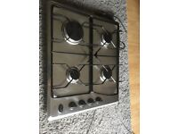 Whirlpool electric oven & gas hob