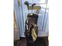Golf clubs / set of bargain golf clubs look -£17🏌🏻!