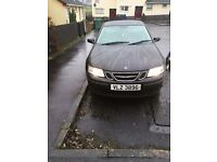 06 saab 93 1.9 diesel 6speed linear model