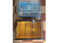2 x Hamster Cages