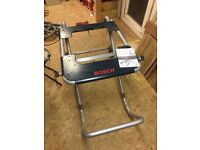 BOSCH GTA60W TABLE MITRE SAW STAND
