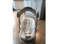 Mamas and Papas starlight swing chair