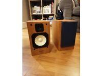 Pioneer bookshelf passive speakers