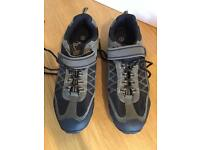 Cycling shoes size 8 £10
