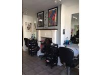 Self employed barber/hairdresser required to work busy Winchester unisex salon required full time.