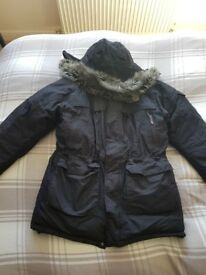 The North Face down jacket adult Large
