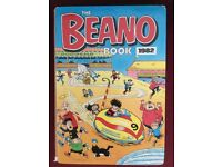 Beano annuals ( x13 ) for sale