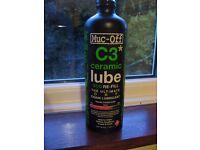 Muc-Off C3 Dry Ceramic Lube - 1 litre