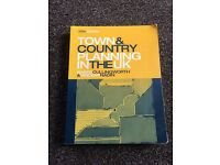 Town & Country Planning in the UK (Barry Cullingworth and Vincent Nadin) (13th Edition - 2003)