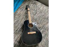 Guitar Fender CD-60SCE Blk WN
