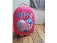 PEPPA PIG KIDS CHILDRENS SUITCASE