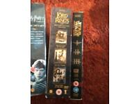Brand new dvd box sets