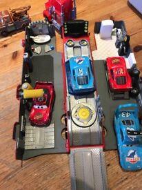 Disney Cars MAC transporter/SOLD