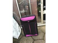 Case2case suitcase luggage used good condition £10