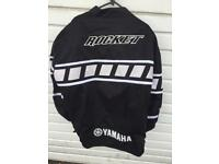 Joe rocket/yamaha textile motorbike jacket
