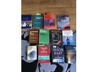 Criminology book bundle