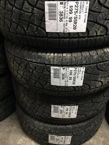 275/55/20 Pirelli Scorpion ATR (All Season)