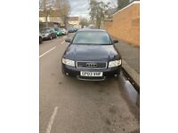 Audi, A4, Saloon, 2003, Semi-Auto, 2976 (cc), 4 doors
