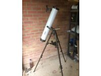 JESSOPS Reflecting Telescope TA800 x 80