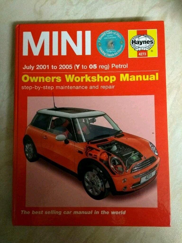 BMW Mini Haynes manual