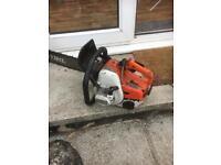 Stihl 08s quickstop chainsaw