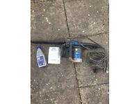 Macallister corded chainsaw
