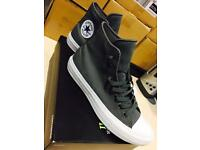 Unisex Converse Chuck Taylor All-Star 2 Hi-top Size UK 6 in Grey