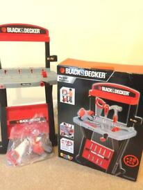 Black and Decker workbench
