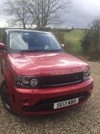 Range Rover Sport OVERFINCH (Excellent Condition )