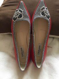 LK Bennett size 4 women's shoes