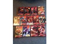 13 Mills and Boon books