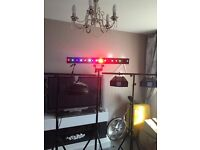 Disco light Adj mega beam bar top quality led light on a stand Dmx controllable