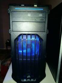 Intel i5, 8GB RAM, 500GB HDD, Windows 10