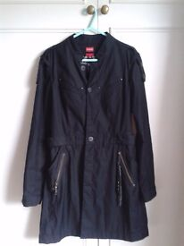 Firetrap coat, trench coat style - Size S/M, in perfect condition