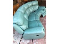 5 seater electric recliners