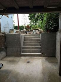 BASEMENT CONVERSION COMPANY OFFERING SERVICES