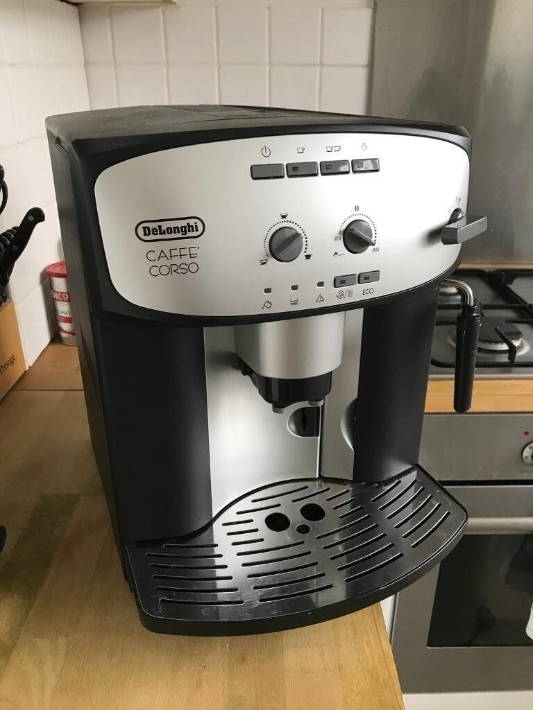 Delonghi Esam2800 Cafe Corso Bean To Cup Coffee Machine In Norwich Norfolk Gumtree