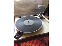 LUXMAN PD264 DIRECT DRIVE TURNTABLE