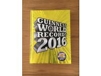 2016 Guinness world record book