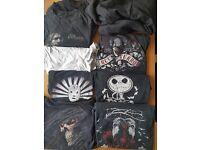 Teenager T-shirt selection