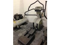 TECHNOGYM ROTEX XT AND XT PRO CROSS TRAINERS FORSALE!!