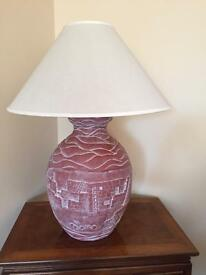 Extra Large Lamp