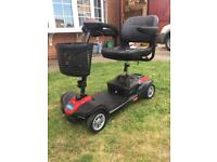 Care co zoom mobility scooter