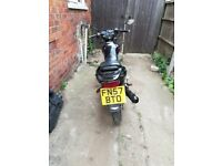 125cc Lexmoto arrow I CAN DELIVER