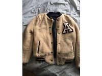 Teddy bomber jacket for sale