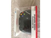 Bluetooth classic game pad