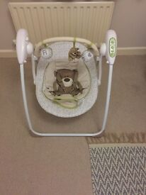 Mothercare Loved So Much Nursery Swing