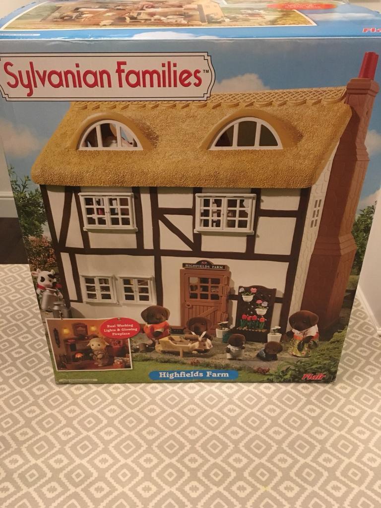 Sylvanian Families Highfield Farmhouse