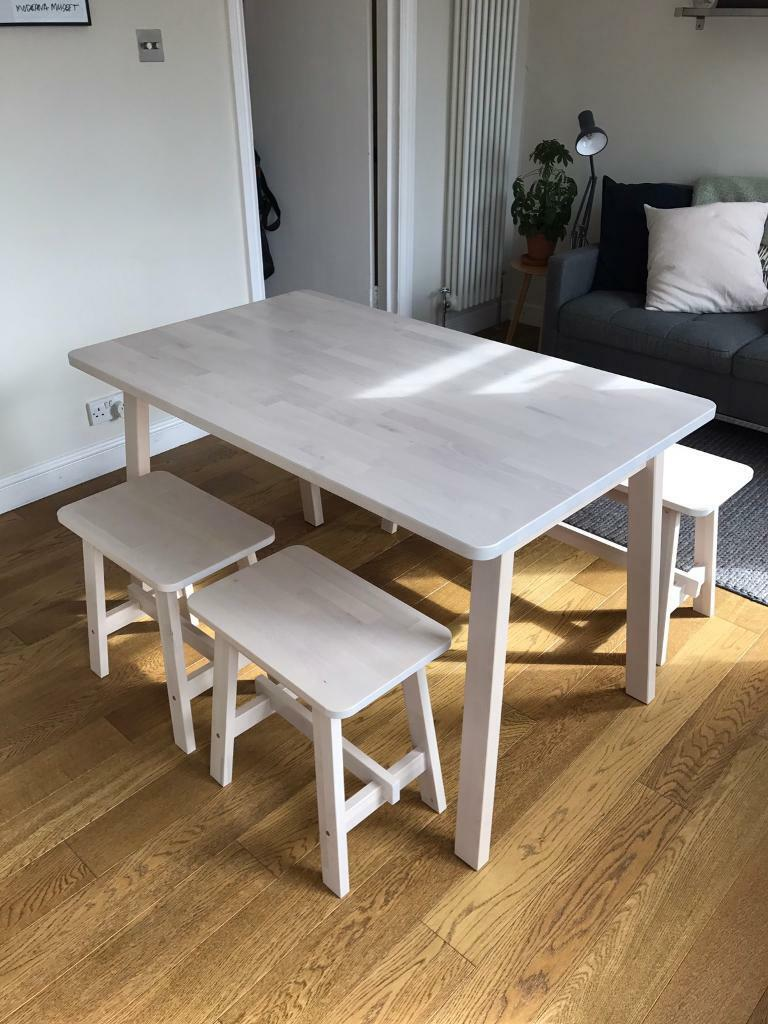 Ikea Norr 229 Ker Dining Set In Brixton London Gumtree