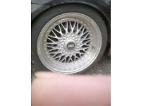 Bmw bbs reps and style 66 and 68s
